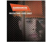 GUARDIANCOIL PRESS GUARD KITS - SAFETY BLACK STEEL